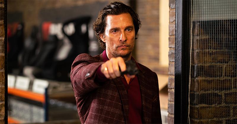 Magnatas do Crime - Matthew McConaughey