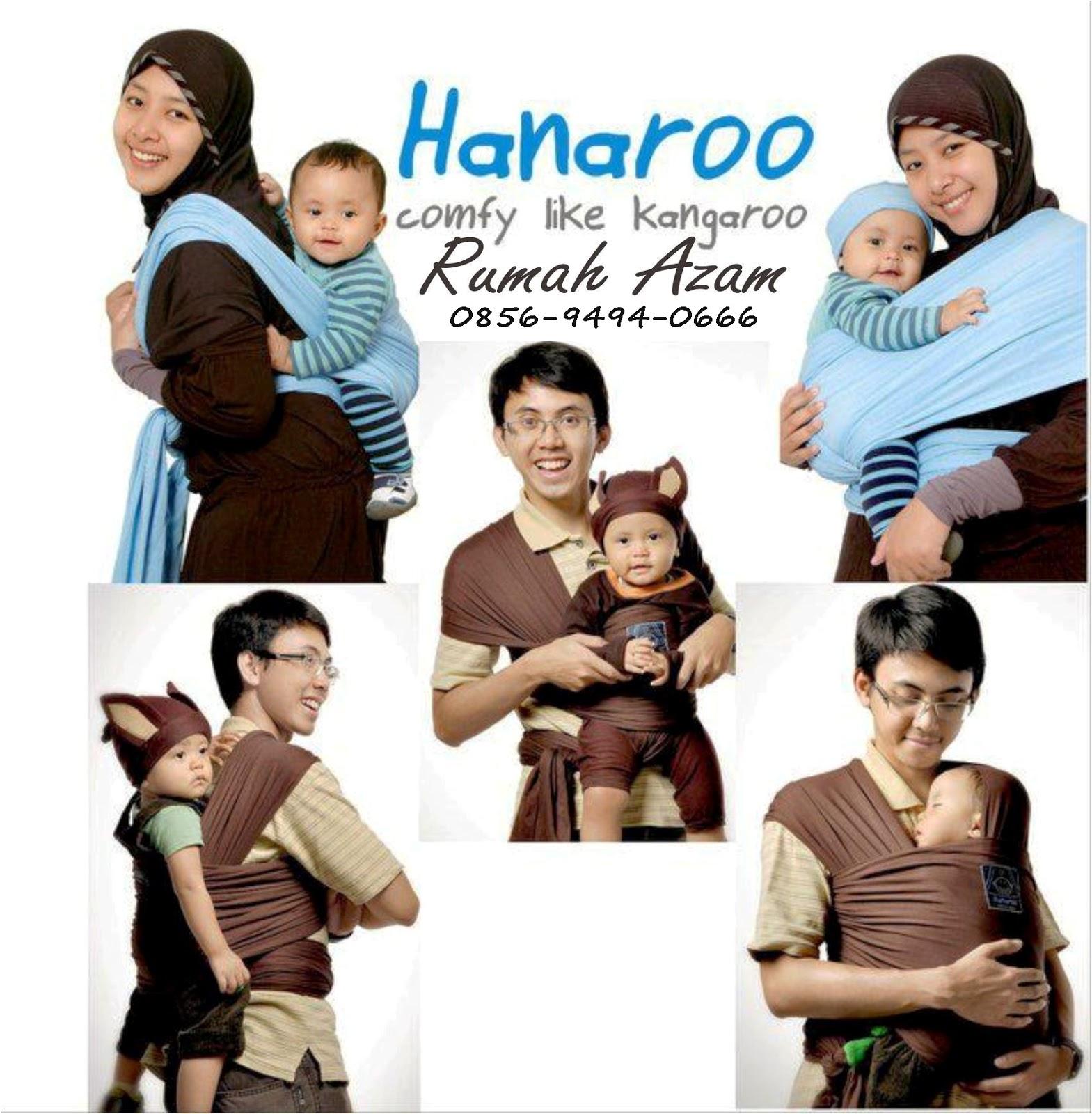 Jual Hanaroo Baby Wrap Jual Gendongan Bayi Hanaroo Baby Wrap