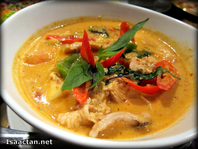 Thai Red Curry Turkey - RM20