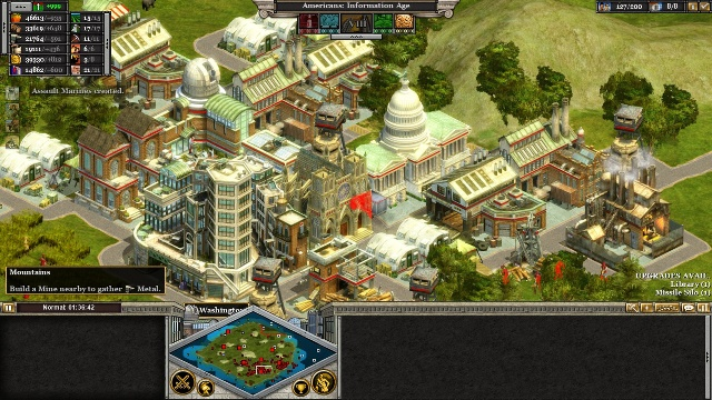 Rise of Nations Extended Edition Free Download PC Gameplay