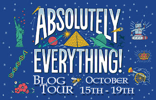 {Guest Post+Giveaway} ABSOLUTELY EVERYTHING by Christopher Lloyd