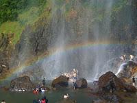 Waterfall Rainbow, Sungai Lembing (Malaysia)
