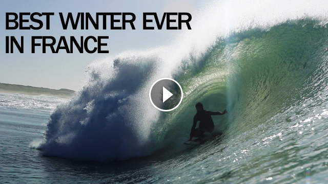 THE GREATEST WINTER SESSION TO EVER HIT FRANCE