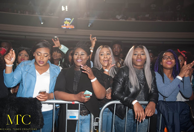 Mayday Afrobeats Concert London