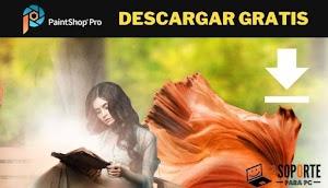 Descargar PaintShop Pro 2021 Gratis (Español)