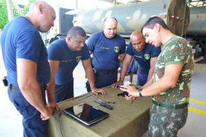 Guardas Civis de Boa Vista (RR) concluem curso de formação de armeiros com o Exércitos
