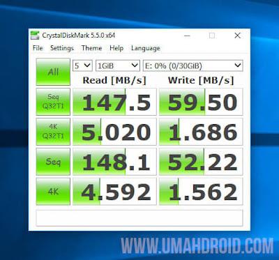 Benchmark Samsung Flash Drive Bar Tes 1
