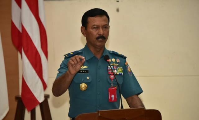 TNI AL: Hanya Negara Bodoh yang Tembak KRI Nanggala
