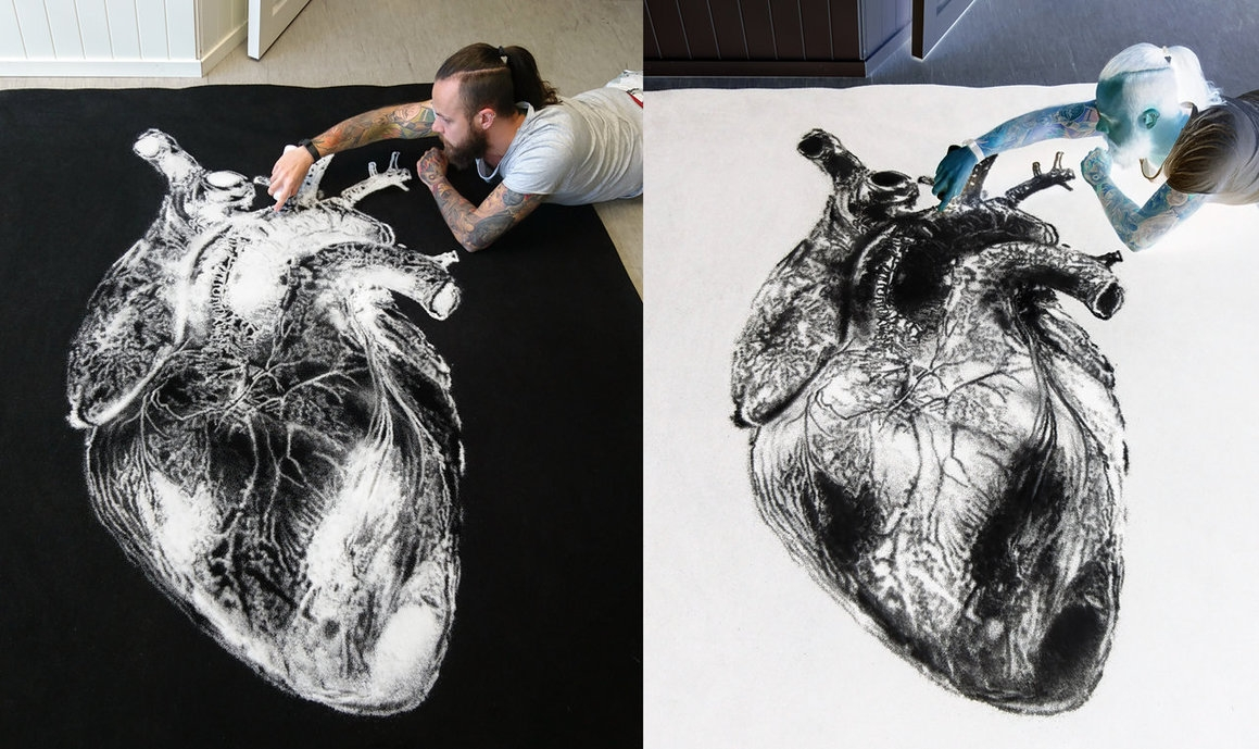 07-Inverted-Heart-Dino-Tomic-aka-AtomiccircuS-Kitchen-Salt-Temporary-Drawings-www-designstack-co