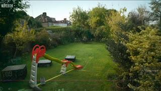 Kate Garraway garden