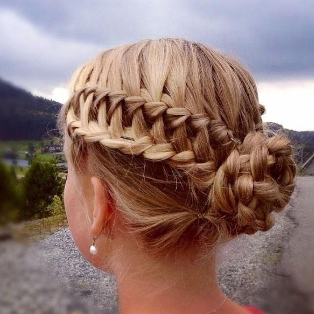 Miradas ganadoras con peinados trenzas Galería de cortes de pelo Consejos - Los 10 mejores peinados Recogidos ELEGANTES fáciles y ...