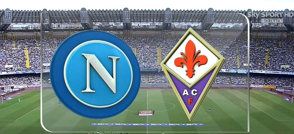 Napoli-Fiorentina Streaming Rojadirecta Facebook YouTube, dove vederla Gratis con PC SmartPhone Tablet.