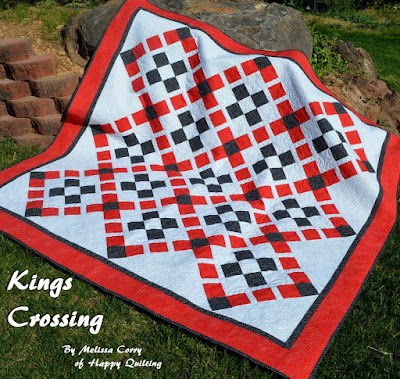 Happy Quilting: Kings Crossing - A Finish and Tutorial!! : happy quilting - Adamdwight.com