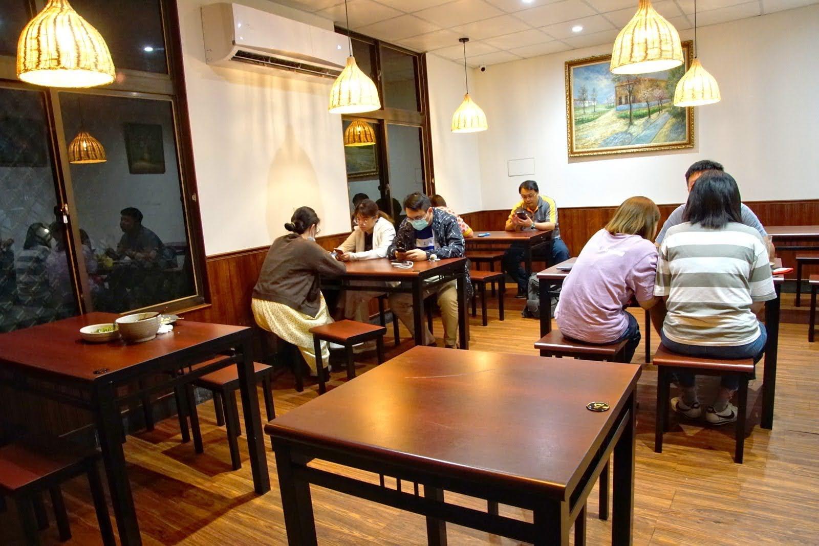 [台南][南區] 無理泰泰|泰式料理|隱身巷弄中的泰式小店|食記