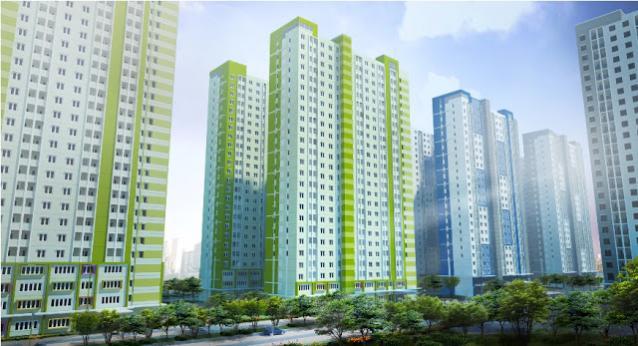 Green Pramuka City, Apartemen Pilihan Terbaik