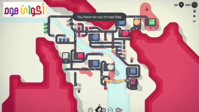 تحميل لعبة Mini Motorways للايفون أحدث إصدار iOS 2021