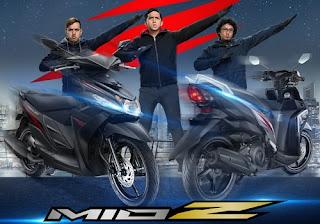 Harga Motor Yamaha Mio Z di Solo