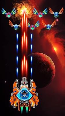 galaxy attack alien shooter mod apk