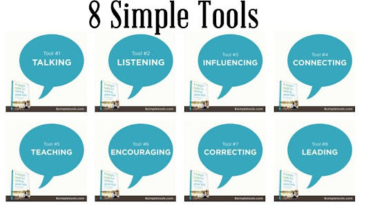 8 Simple Tools for Raising Great Kids ~ Review
