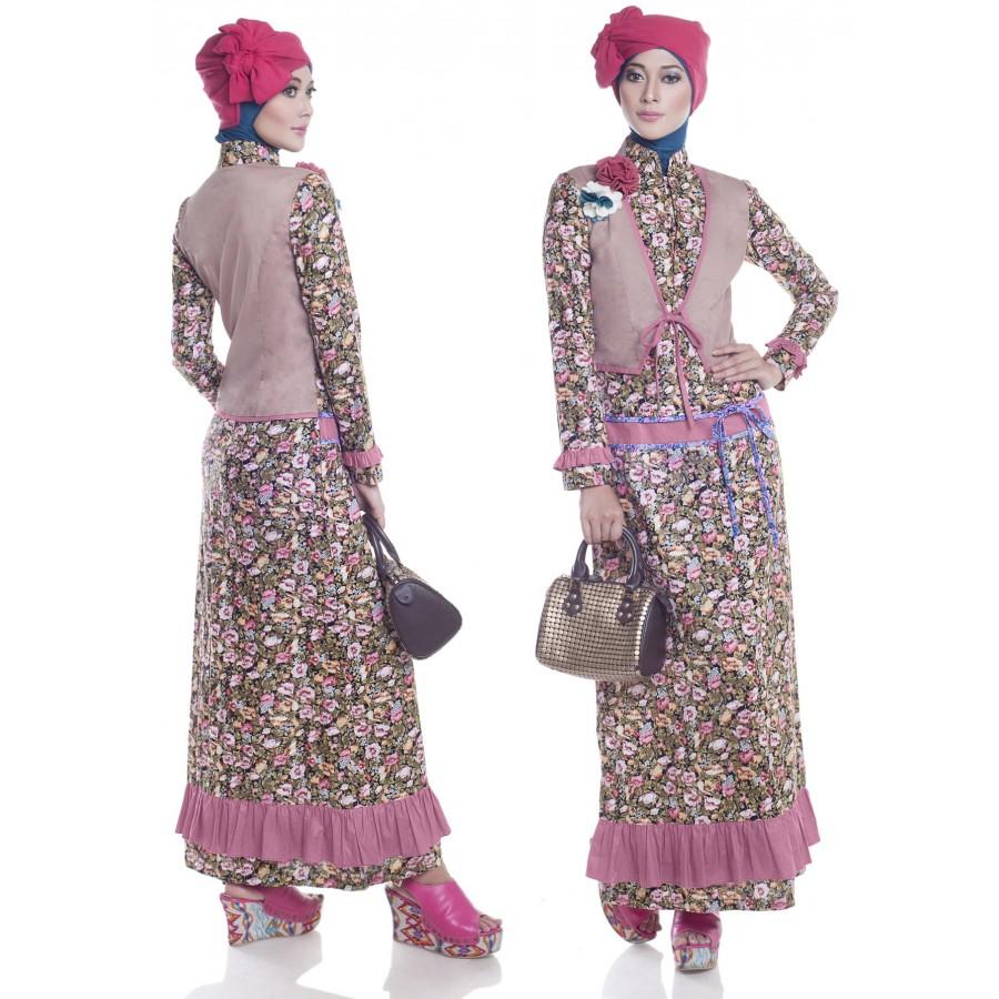 Busana Gamis Muslim Modern Terbaru Dan Baju Atasan Murah
