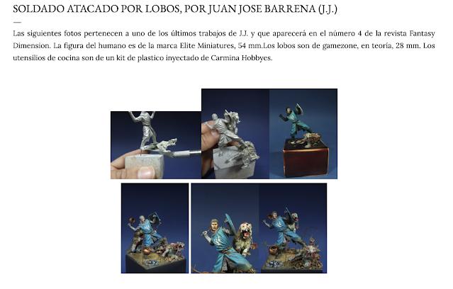 Miniatura guerrero de elite miniatures
