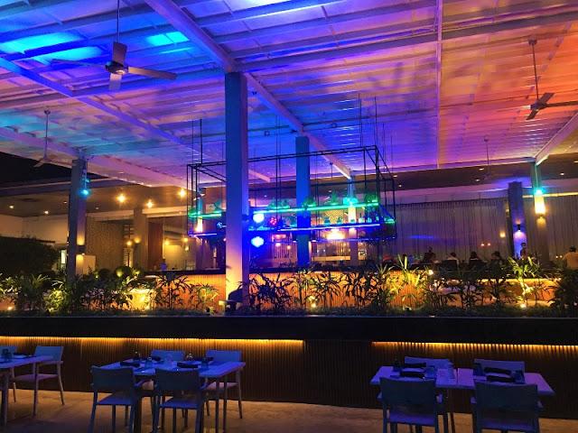Marina Seaview Restaurant beside Cebu Yacht Club