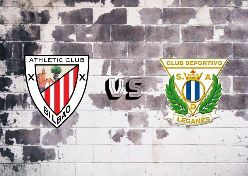Athletic Club vs CD Leganés  Resumen