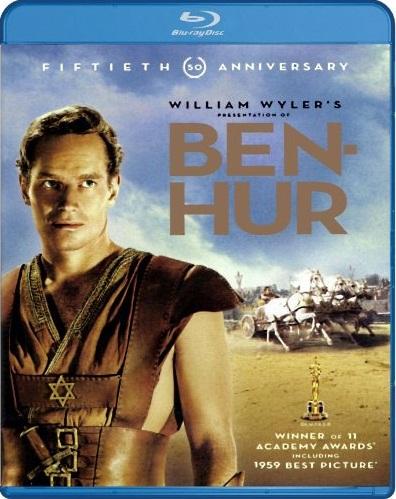 Ben-Hur [Ultimate Collectors Edition] [1959] [BD25] [Audio Castellano – Subtitulos Latino]
