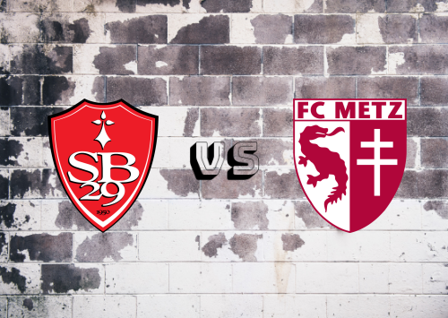 Brest vs Metz  Resumen