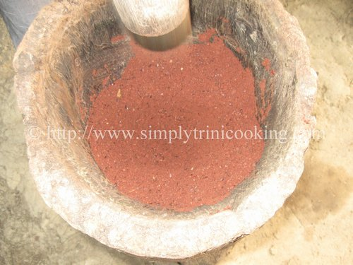 A Cocoa Story II - How Cocoa is Made Trini Style