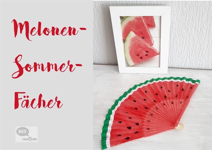 Wassermelonen-Faecher-bemalt-Titelbild-malen