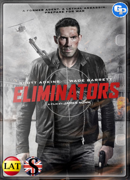 Eliminadores (2016) HD 720P LATINO/INGLES