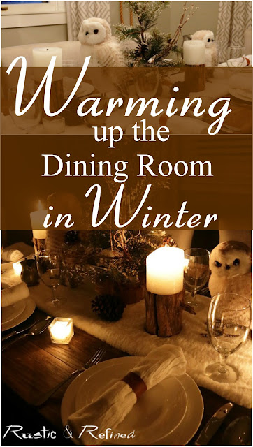 Warming up a space in winter time without spending a ton of money.