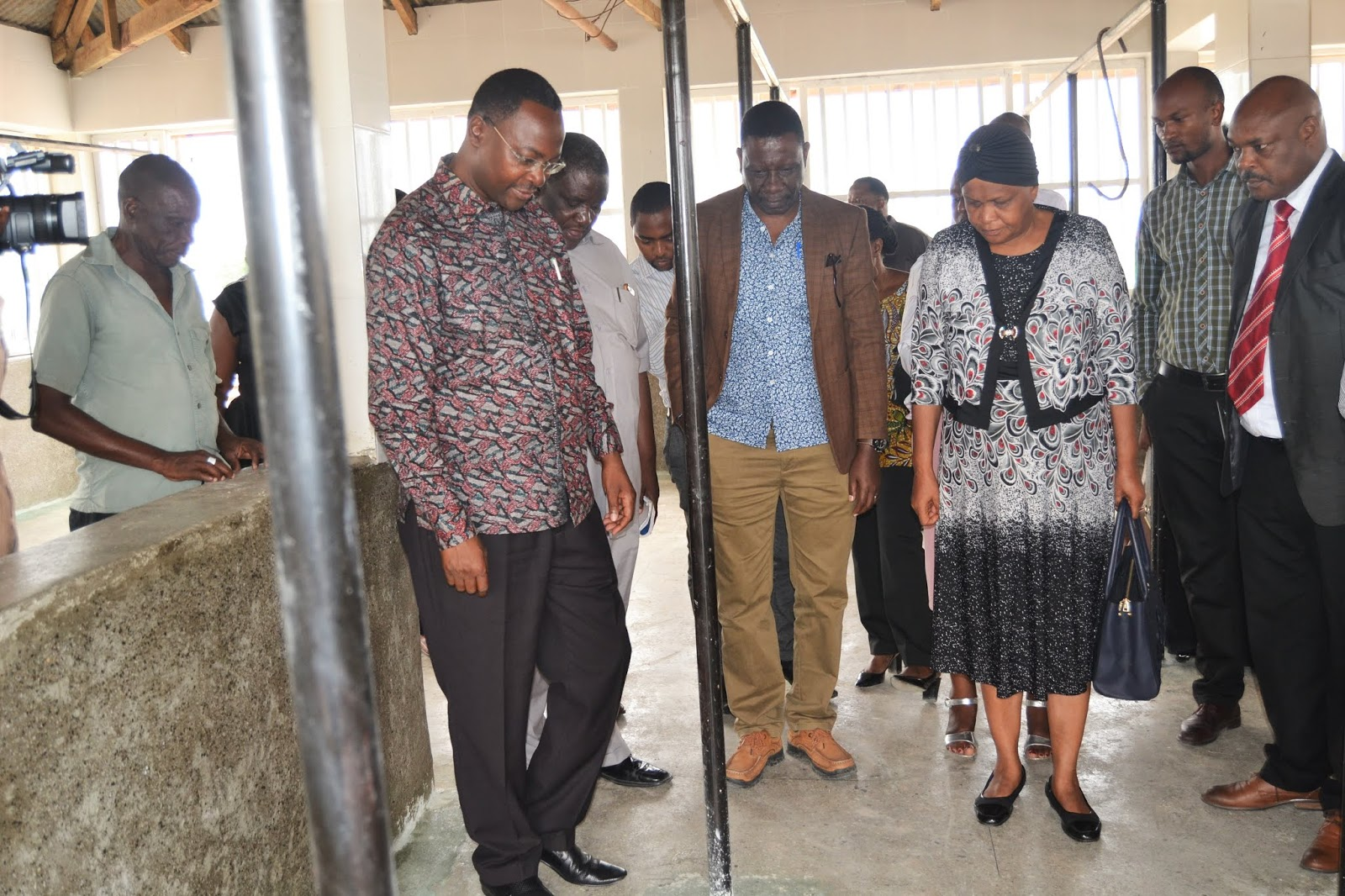 Simbachawene Agoma Kufungua Machinjio Ya Msalato jijini Dodoma