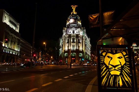 Gran Vía Madrid, Mas que el oso y el madroño