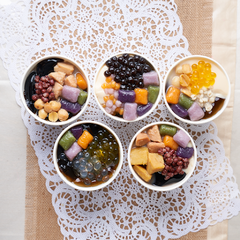 Need Something Sweet? Check Out These Dessert Bowls From Nine Fresh