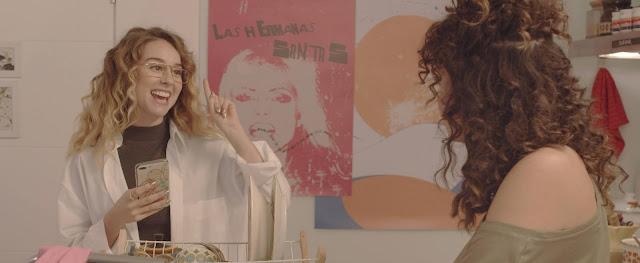 Paula Usero y Carol Rovira en '#Luimelia'