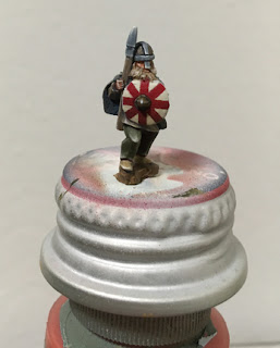15mm Early Saxon