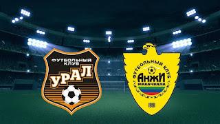 Анжи – Урал смотреть онлайн бесплатно 26 мая 2019 прямая трансляция в 14:00 МСК.