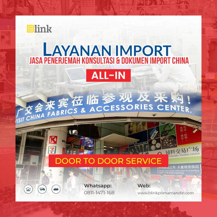 Layanan Impor China dengan Jasa Penerjemah Konsultasi Mandarin