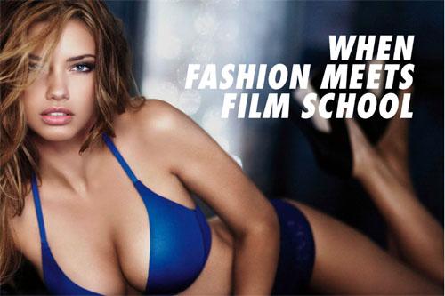 1980年代半ばには、すでに評価の高かったマーティン・スコセッシは、アルマーニのためのPVを作成している。ファッション広告や映画監督は今や長い輝かしい関係を持っている。