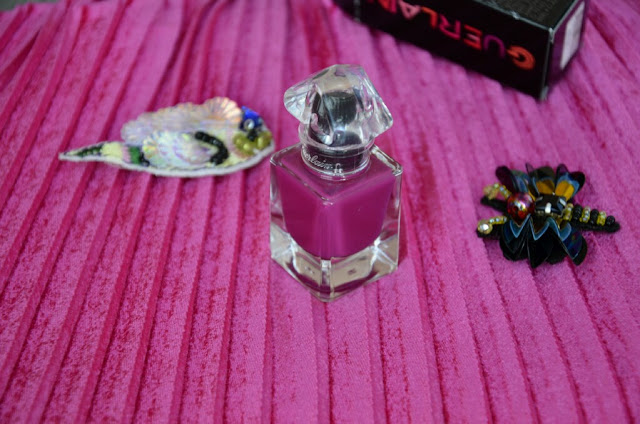 E_katerina: лак Guerlain La Petite Robe Noire Nail Color 069 Lilac Belt