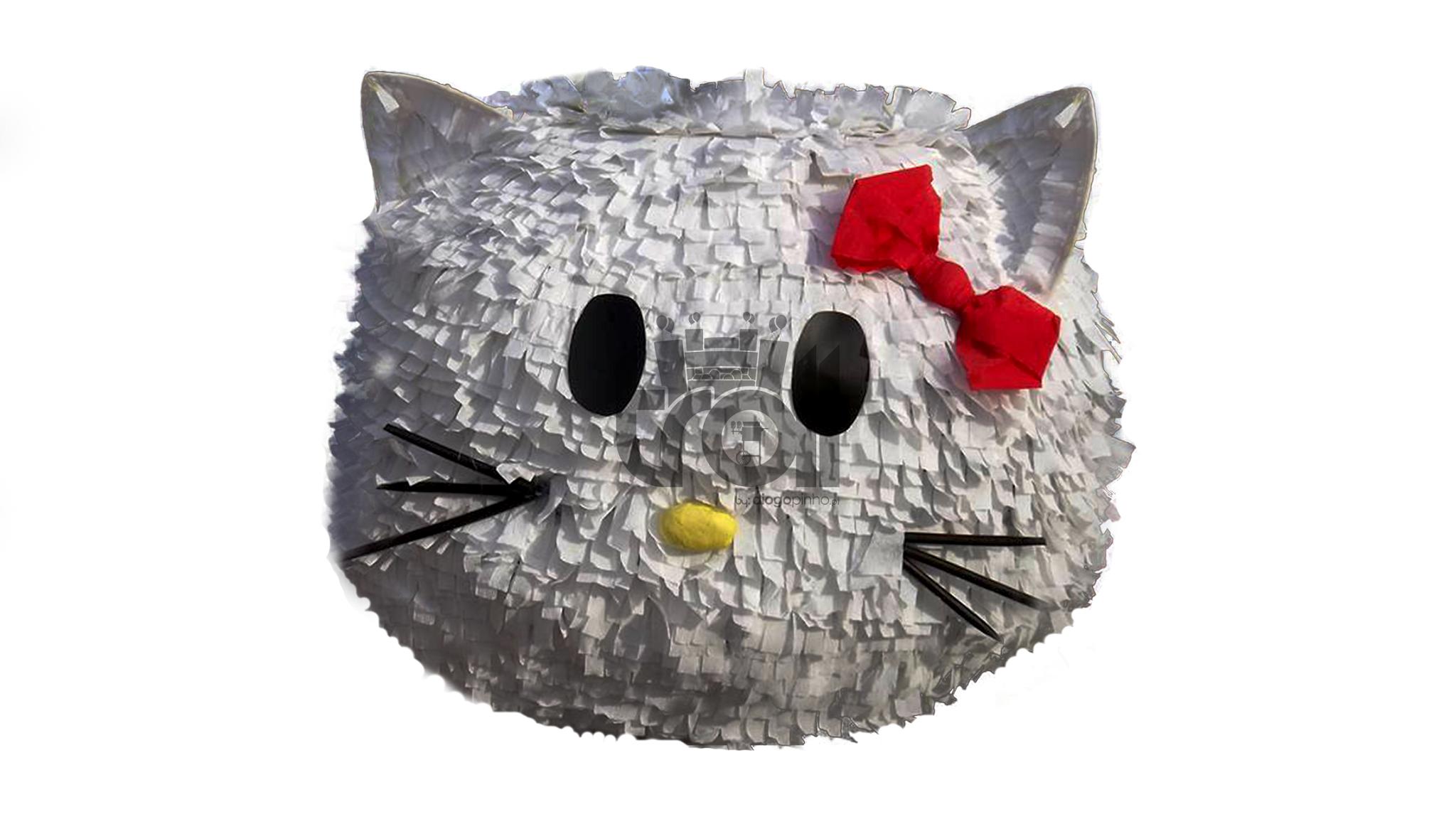 Pinhata Hello Kitty | Troll - Soluções para eventos