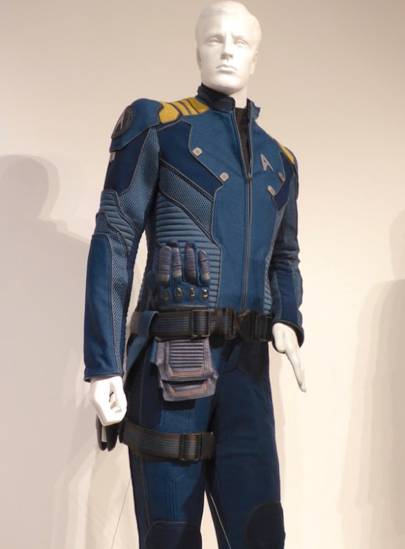 Chekov Star Trek Beyond Starfleet Survival costume