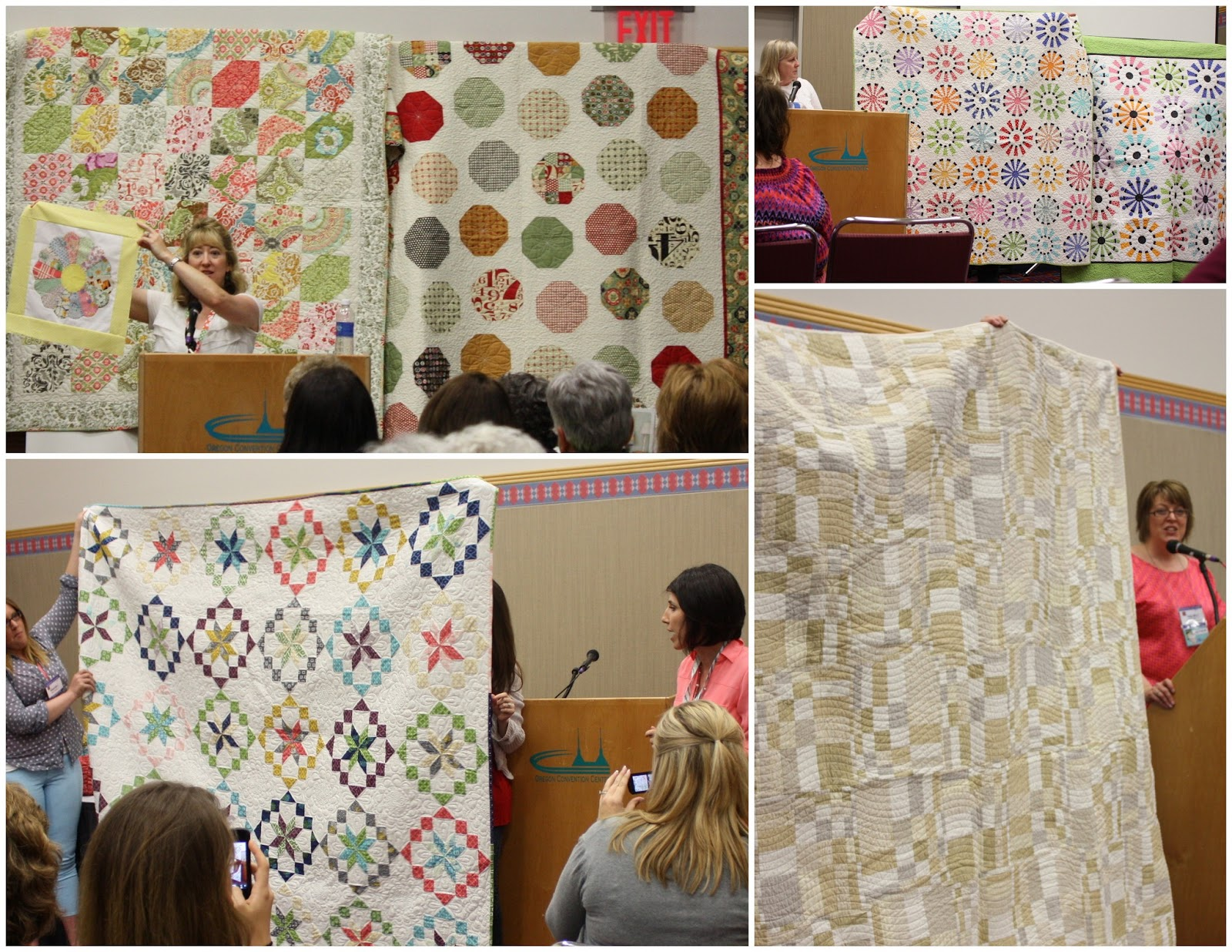 Portland Quilt Market 2013 Diary Of A Quilter A Quilt Blog