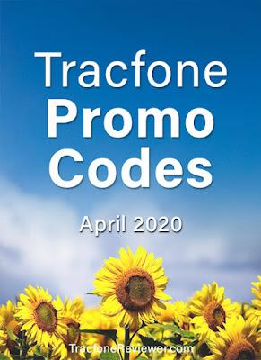 april tracfone promo codes