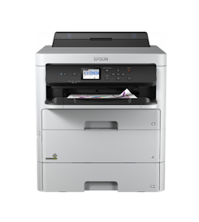 Epson WorkForce Pro WF-C529RDTW Driver Download