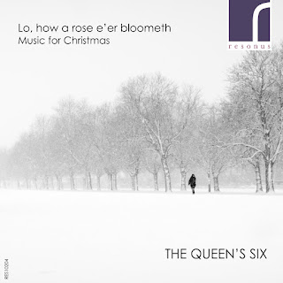 the Queen's Six - Music for Christmas - Resonus