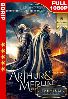 Arturo y Merlin: Caballeros de Camelot (2020) [1080p BDrip] [Castellano-Inglés] [LaPipiotaHD]