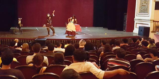 A exemplo de outras edições o Festival será realizado no Teatro João do Vale, no Centro. Foto: Divulgação